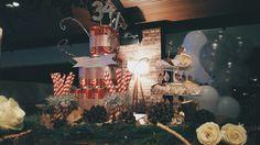 Coke tower birthday decoration • Divine project bali