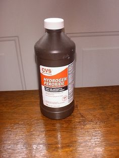 10 Awesome Uses for Hydrogen Peroxide WHAAAAT? Really??