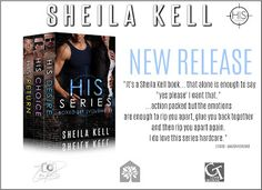 RELEASE BLITZ & #GIVEAWAY - HIS Box Set 1 by @Sheila_Kell - @HotTreePromos, #Romance, #Suspense - January