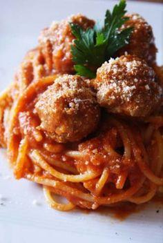「イタリアの肉団子ソース」のレシピ by shinomaiさん | 料理レシピブログサイト タベラッテ
