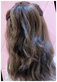 #Hairstyles #Hairstyle #Tutorial #Medium #Length hairstyles for medium length hair easy Easy Medium Length Hairstyle Tutorial - Easy Hairstyles 2020 24+ | hairstyles for medium length