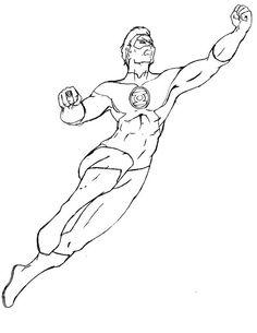 Aquaman Was Riding A Sea Horse | Superhero coloring pages ...