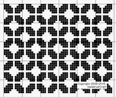 "Photo from album ""Филейные схемы"" on Yandex. Easy Knitting Patterns, Knitting Charts, Knitting Socks, Crochet Chart, Bead Crochet, Filet Crochet, Embroidery Patterns, Cross Stitch Patterns, Crochet Elephant"
