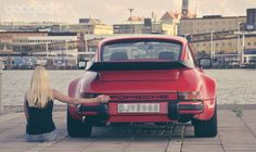♠ #porsche ⚀⚀ Why is there a snail trail leading to my car and why is this legless girl touching my Porsche?