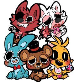 New FNAF stuff! Freddy S, Five Nights At Freddy's, Fnaf Wallpapers, Fnaf Baby, Good Horror Games, Steven Universe, Emoji, Fnaf Characters, 2 Kind