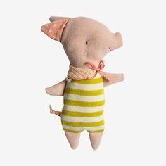 Sleepy-Wakey Piggy - bitteshop.com
