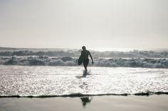 Deslizarse por el agua, sentir el placer de disfrutar del mar y volver a empezar...  #bodyboard #ModoVerano #Decathlon