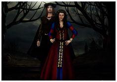 Kilian and Aishe Aurori by Shaelynn.deviantart.com on @deviantART