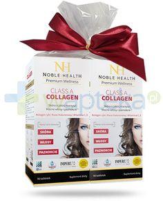 Na włosy, skórę i paznokcie :) Health Class, Collagen, Collages