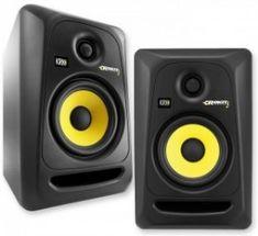KRK Rokit 5 Studio Monitors http://ehomerecordingstudio.com/cheap-studio-monitors/