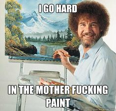 i go hard in the motherfuckin paint - Google Search
