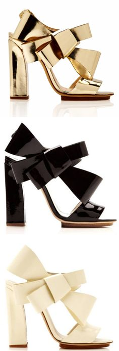 DELPOZO what could be the greatest shoe ever...