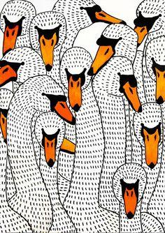 Bird Repeats by Johanna Burai