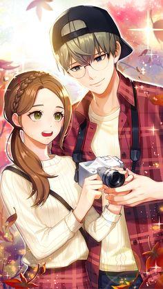 Drawing Faces Cartoon Boys Animation 37 Ideas For 2019 Anime Cupples, Anime Amor, Anime Lindo, Anime Guys, Romantic Anime Couples, Romantic Manga, Anime Love Story, Anime Love Couple, Anime Couples Drawings