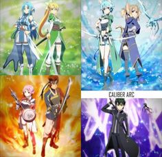 sword art online lost song klein - Buscar con Google