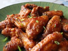 "Food Wishes Video Recipes: Spicy Peanut Butter & Pepper Jelly Chicken Wings - OVEN ""FRIED"" WINGS INSTEAD OF DEEP FRYING"