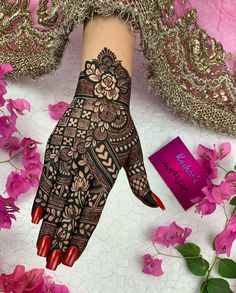 Kashee's Mehndi Designs, Wedding Mehndi Designs, Mehndi Designs For Fingers, Latest Mehndi Designs, Kashees Mehndi, Jumma Mubarik, Engagement Mehndi Designs, Mehendhi Designs, Beginner Henna Designs