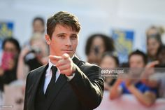 Garrett Hedlund attends the Gala Presentation of Mudbound at the 2017 Toronto International Film Festival at Roy Thomson Hall in Toronto, Canada on September Garret Hedlund, 2017 Events, International Film Festival, American Actors, Fashion Suits, Mens Fashion, Actors & Actresses, Hot Guys, Films