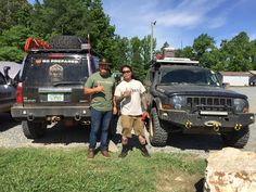 2006 -2010 Jeep Commander Front and Rear WAM Steel Bumpers… Our friends at OBSCO Offroad and Jeep Commander Nation