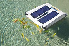 $463.99  | Solar Breeze SOLARBREEZE Robotic Solar Pool Cleaner | FuturisticSHOP.com