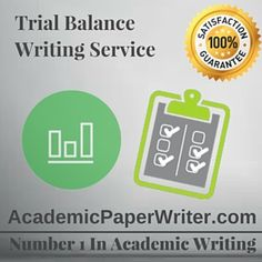 Accounting Papers || Custom Accounting Paper Writing - $13/page