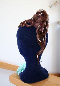 Competition Hair, Lion Sculpture, Hair Styles, Hair Plait Styles, Hair Makeup, Hairdos, Haircut Styles, Hair Cuts, Hairstyles