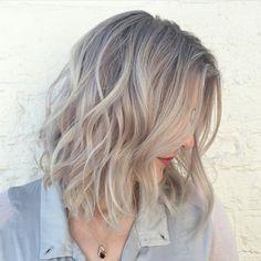 graue  haare schmuckstück