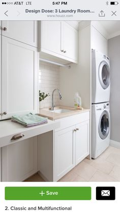 Have small laundry room? Got a boring laundry room? Need small laundry room design ideas? Don't worry, we're here to help you. Laundry Room Inspiration, Basement Laundry Room, Room Design, Laundry Mud Room, Stylish Laundry Room, Room Storage Diy, Utility Rooms, White Laundry