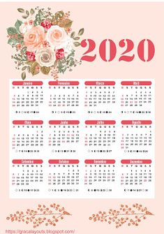 1 million+ Stunning Free Images to Use Anywhere Printable Calendar 2020, Cute Calendar, Print Calendar, Calendar Design, Planner Layout, Blog Planner, Happy Planner, Bullet Journal Month, Art Of Love