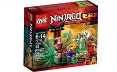 Lego Ninjago 70752 Jungle Trap Set New/Sealed!! 58pcs Retired Set Ages 6+ Toy #LEGO