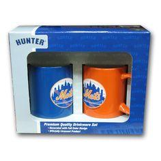 Hunter 2 Pack Coffee Mug New York Mets