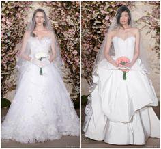 Vestidos de noiva Oscar de la Renta 2012: confira as fotos e muito estilo