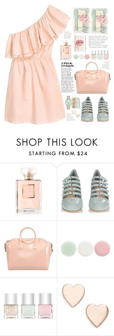 """DRESS ROMANTIC"" by licethfashion ❤ liked on Polyvore featuring Miu Miu, Nails Inc., Poppy Finch, Jessica Carlyle, polyvoreeditorial and licethfashion"