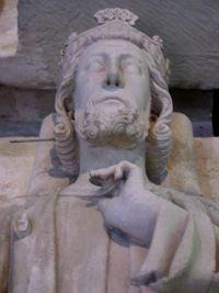 Robert II à Saint Denis