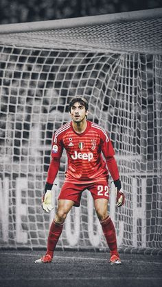 MATTIA PERIN #JFCC Juventus Players, Soccer Guys, Goalkeeper, Punk, Community, Football, Club, Goaltender, Fo Porter