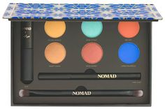 Our NOMAD x مراكش palette has everything you need to create that alluring beauty look.