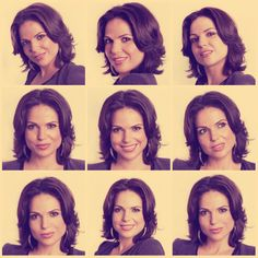 Lana Parrilla. Pure gorgeousness. Wish i could pull off her hair cut! Love it!