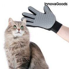 InnovaGoods InnovaGoods Pet Brush & Massage Glove With the new InnovaGoods Home Pet pet brush & massage glove your pets' hair will always looks perfect, whi. X 23, Dog Wash, Cat Scratching Post, Love Your Pet, Hygiene, Large Animals, Cats, Things To Sell, Board