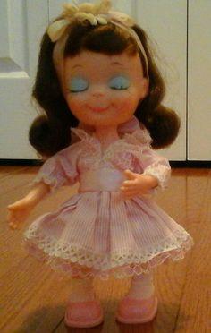 VINTAGE+1967+UNEEDA+LITTLE+SOPHISTICATES++RARE+DOLL+HTF++#Dolls $80