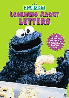 Sesame Street: 1-2-3 Count With Me/Learning About Letters