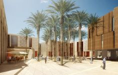 RMJM: win islamic architecture award for zliten campus, libya