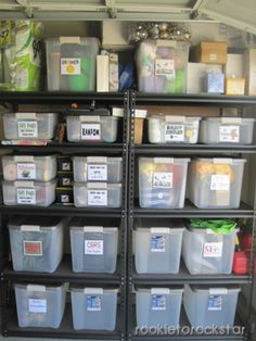 49 Brilliant Garage Organization Tips, Ideas and DIY Projects - Page 29 of 49 - DIY & Crafts