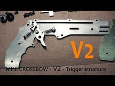 Mini Crossbow V2 - Pass All Gates Worldwide - Full Video installation