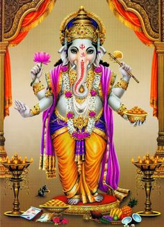 See related image detail Ganesh Pic, Ganesha Tattoo, Sri Ganesh, Ganesh Lord, Ganesha Art, Lord Vishnu, Ganesh Images, Ganesha Pictures, Om Gam Ganapataye Namaha
