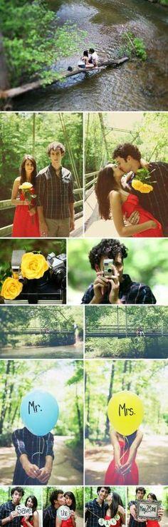 engagement photo by laohu
