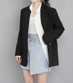 Duster Coat, Blazer, Suits, Jackets, Fashion, Down Jackets, Moda, Fashion Styles, Blazers