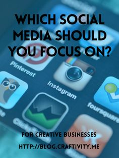 Which social media should you focus on for your small business?