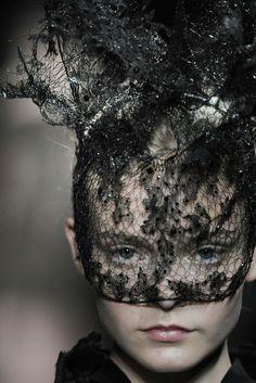 black lace drama