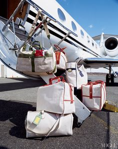 Easy Rider: Twelve Essentials for Airplane Travel – Vogue Easy Rider, Luxury Helicopter, Private Plane, Private Jets, Luxury Jets, Airplane Travel, Travel Plane, Travel Luggage, Travel Accessories