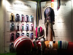 Stylecurated: -WEDNESDAY WINDOWS- Polo Ralph Lauren, Fifth Avenue